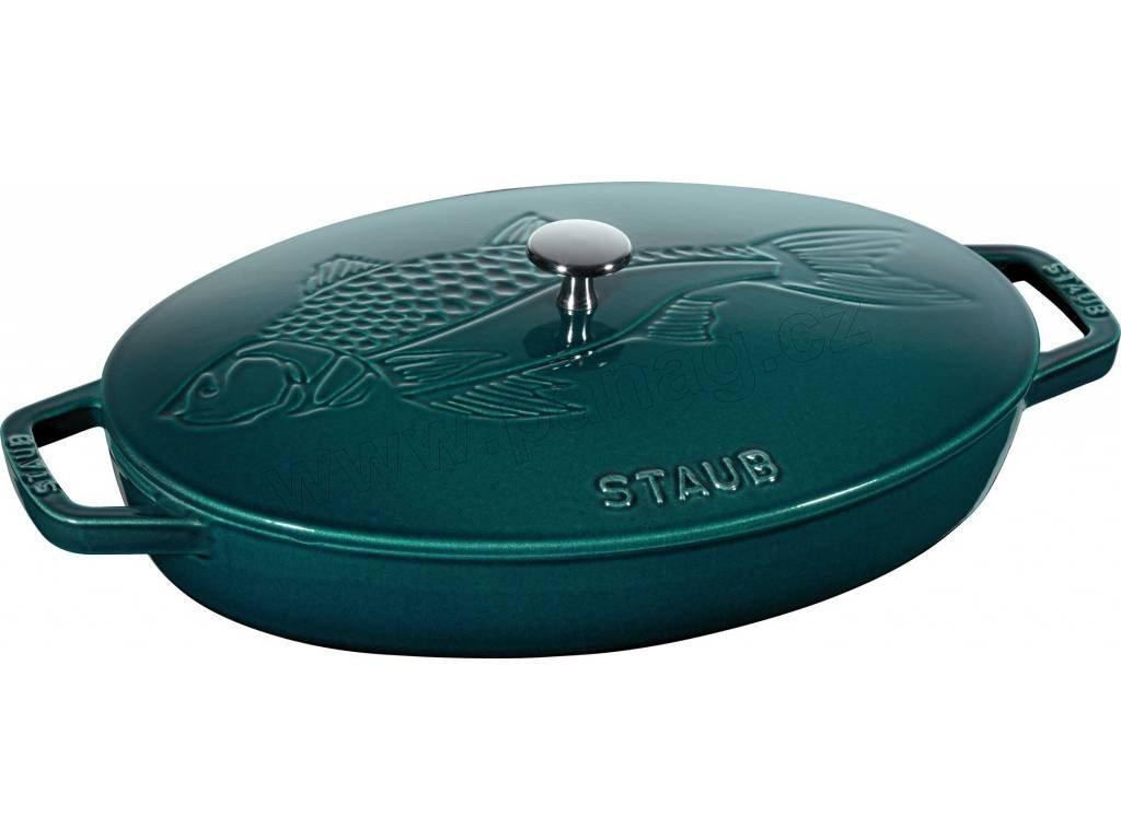 Pekáč na ryby 31 cm - mořská modř - STAUB - 11223337