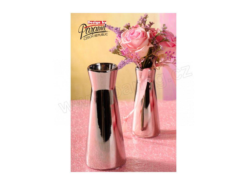 Váza stříbrná Kapucín 16 cm Paramit 520 16S