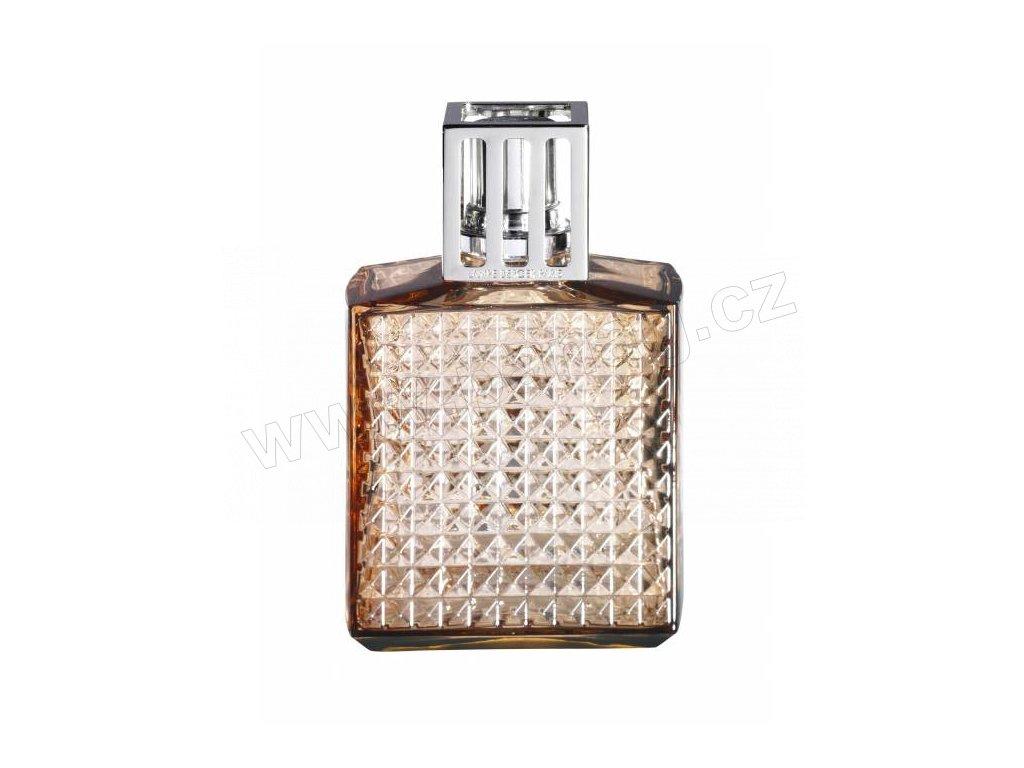 4474 Katalytická lampa Diamant jantarová Maison Berger Paris