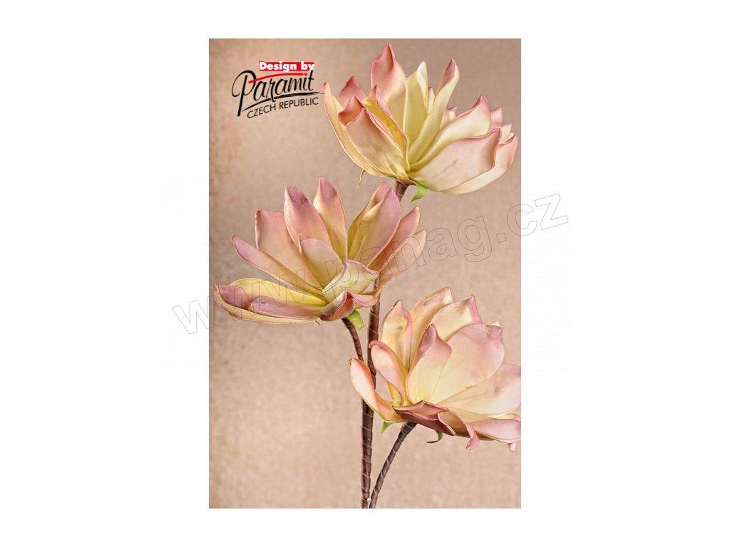3 110P1 světle růžová květina od Paramit