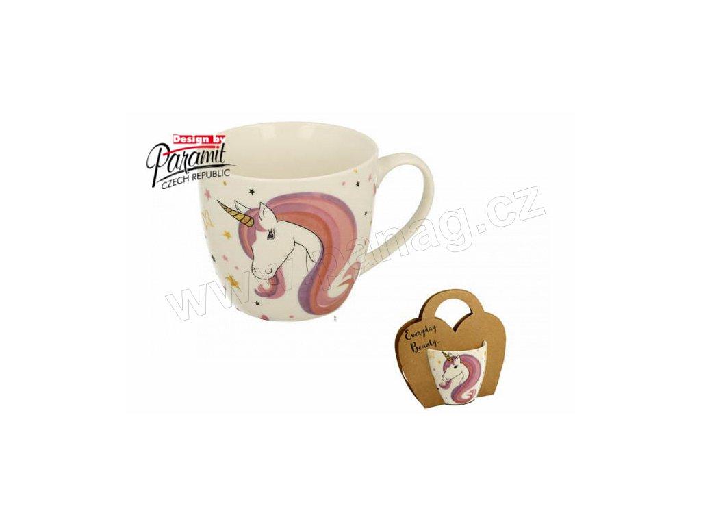 H91 Unicorn porcelánový hrnek na čaj 400 ml od Paramit