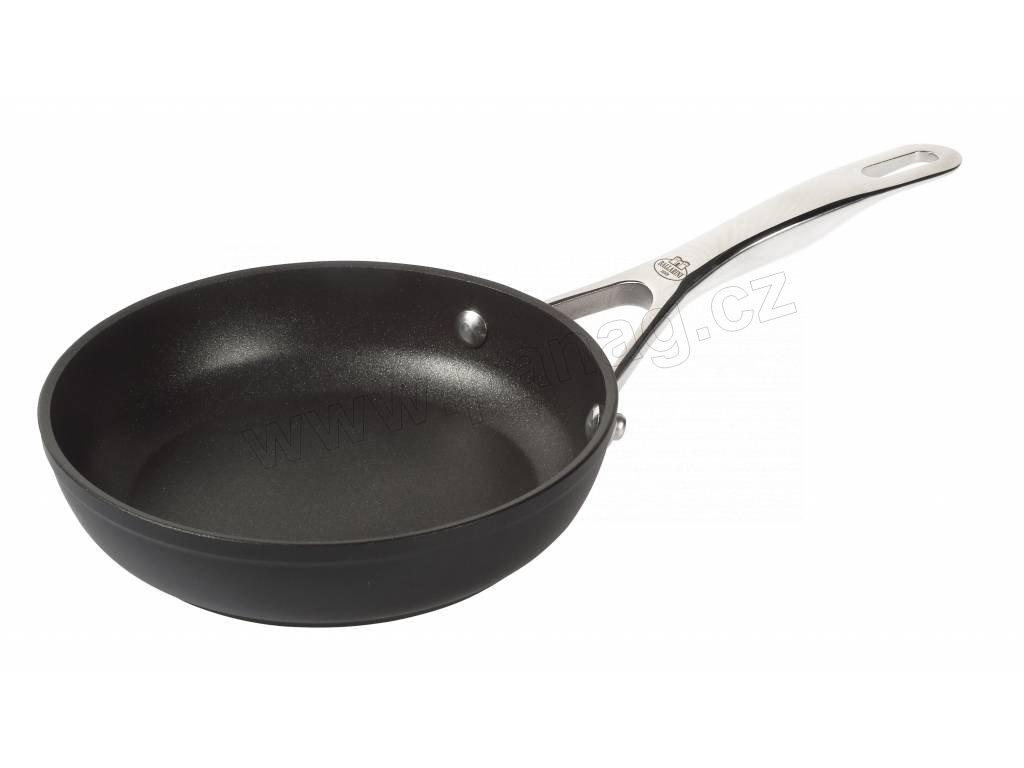 Alba nepřilnavá pánev 24 cm - černá - Ballarini - 9Y0L-0.24