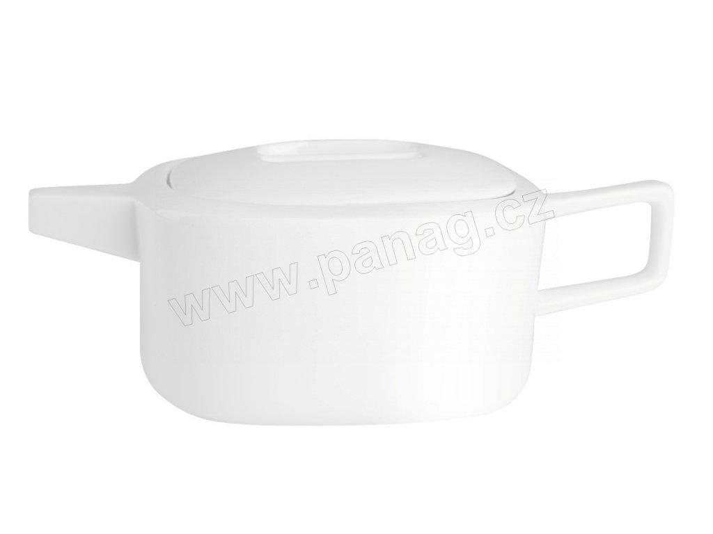 Bílá konvice na čaj Riverstone 1000 ml - by inspire
