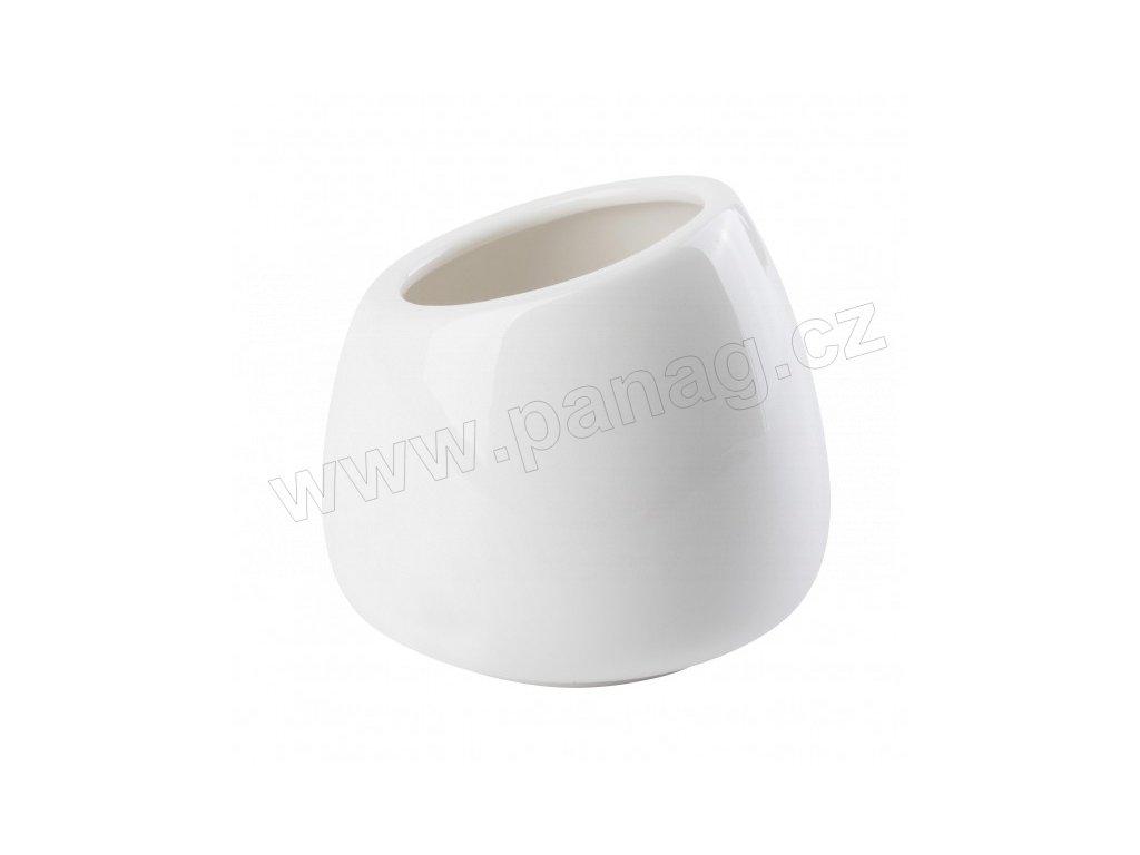 Porcelánová cukřenka 120 ml PURE - bílá - by inspire
