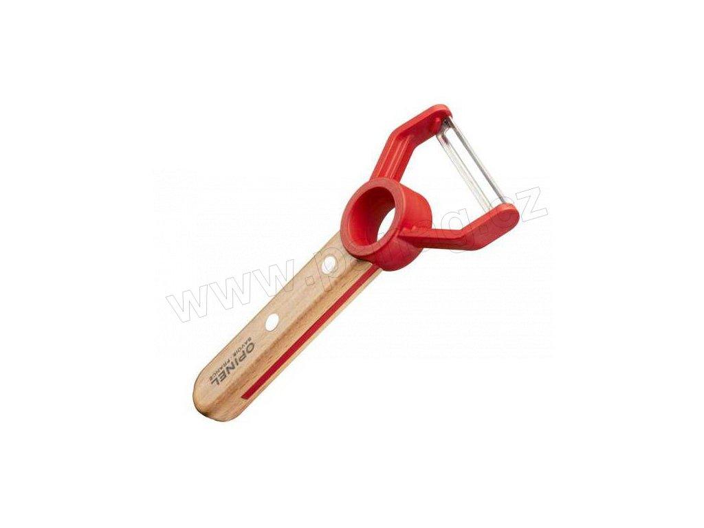 Dětská škrabka Opinel. Nebojte se pustit děti do kuchyně.