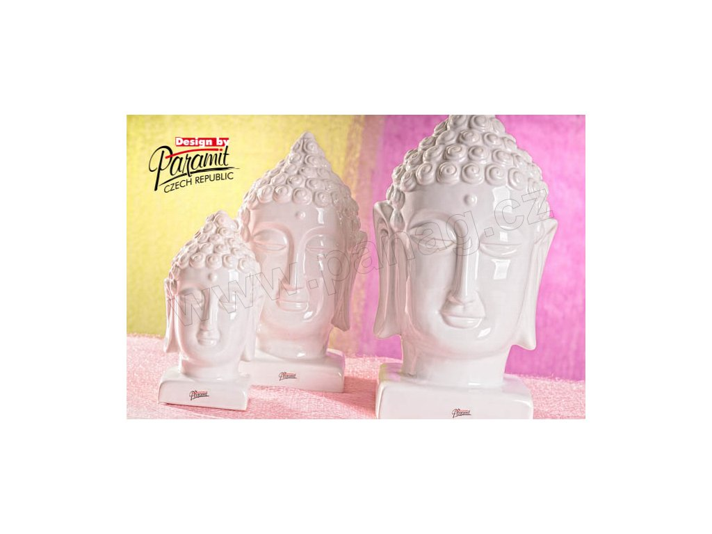 12088 20W Dekorační soška Buddha výšky 20 cm