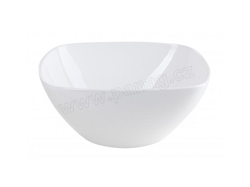 Keramická miska 21 cm bílá - by inspire
