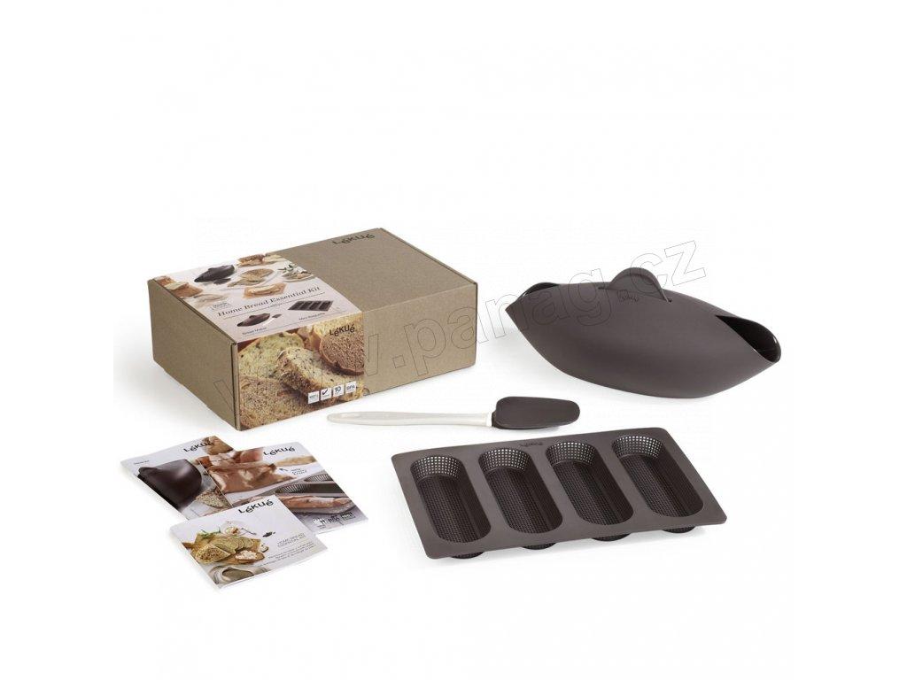 3000085SURM017 Souprava na pečení baget a chleba od Lékué