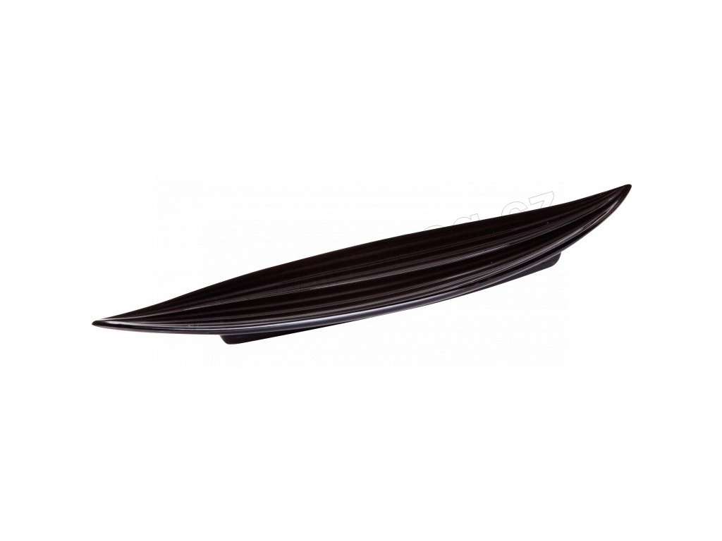 Miska Leaf 30 x 9 x 3 cm černá - by inspire