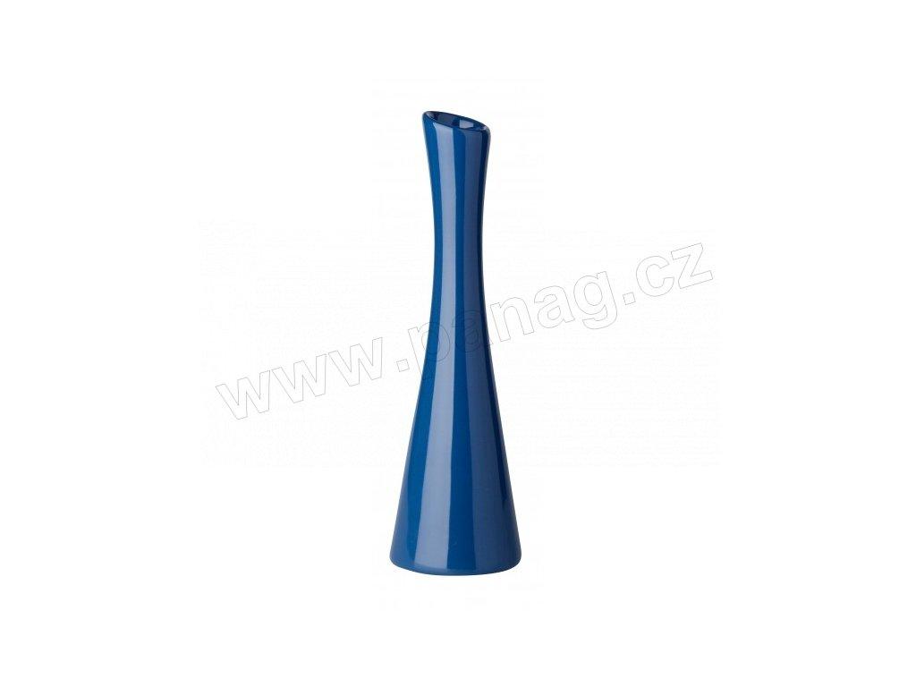Váza X 7,5 x 25 cm modrá - by inspire