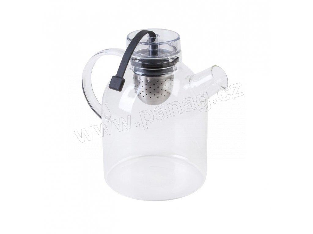 Konvice na čaj se sítkem GLASS - by inspire