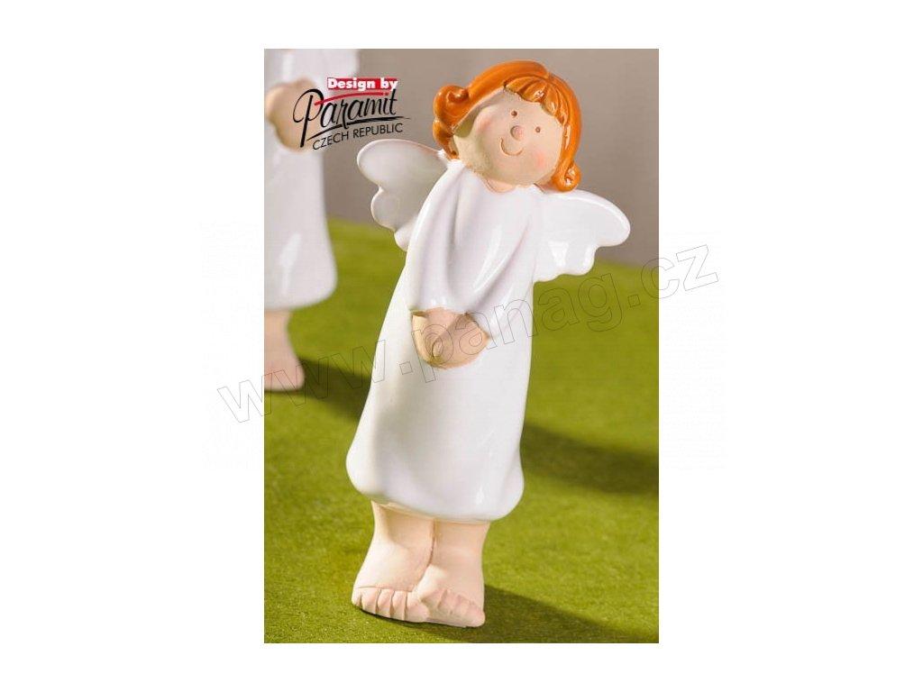 Anděl dívka Lolita 17 cm  - Paramit - 4101-17