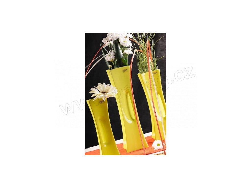 X-Vase váza zelená 35 cm  - Paramit - 58-35G