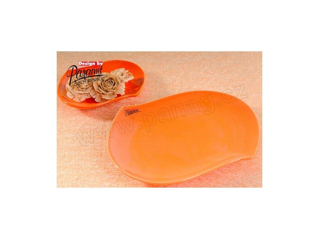 S-line talíř oranžová 20 cm  - Paramit - 109-20O