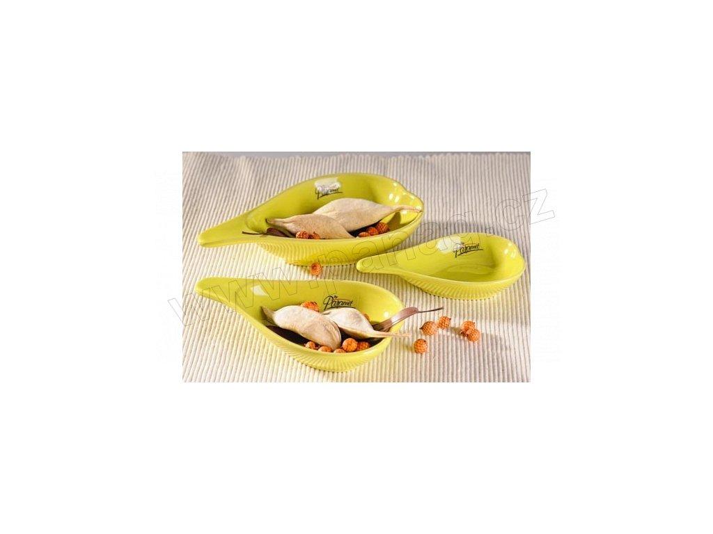 Lamella miska zelená 15 cm  - Paramit - 18-15G