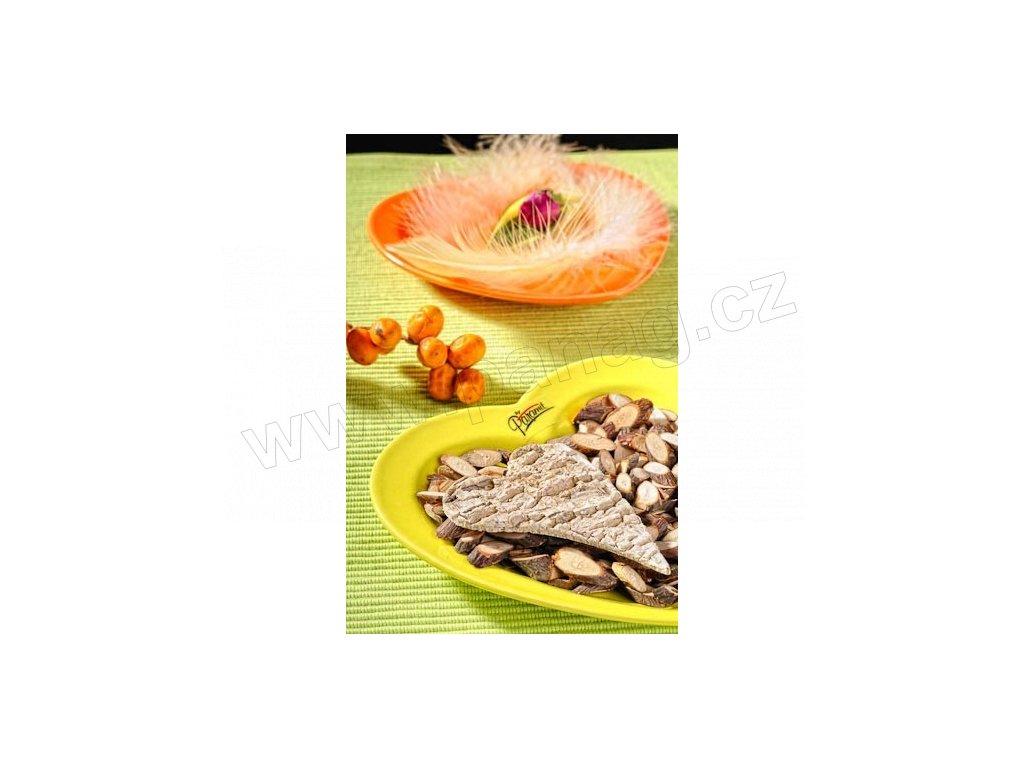 Srdce talíř zelená 13 cm  - Paramit - 751-13G