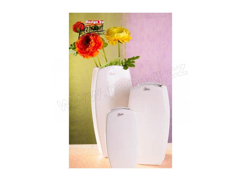 Vanda váza bílá 22 cm  - Paramit - 12015-22W