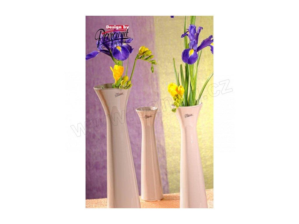 Sisi váza béžová 40 cm  - Paramit - 11070-40C