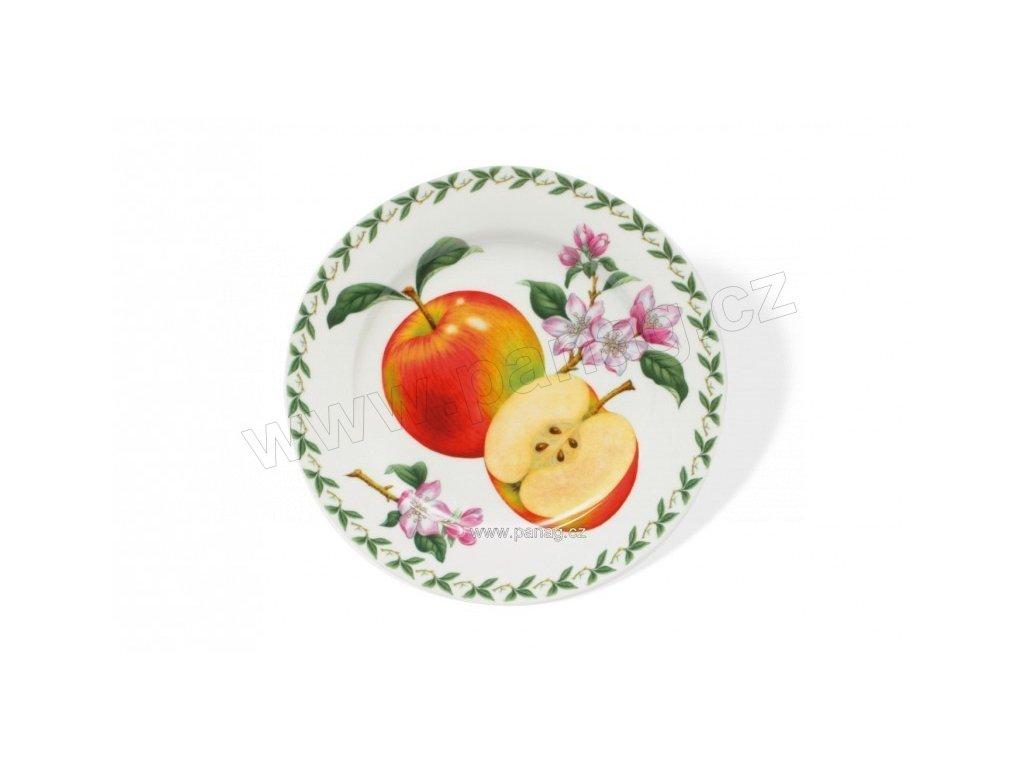 Dezertní talíř 20 cm jablko  -  Orchard Fruits - Maxwell&Williams