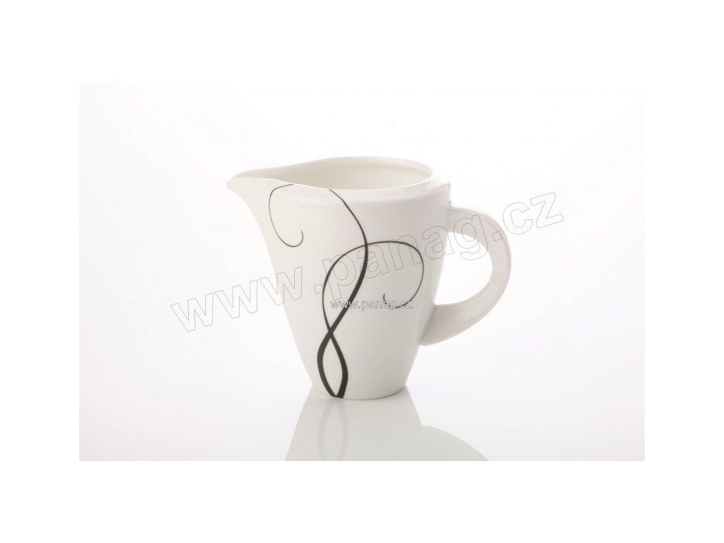 Porcelánová nádoba na smetanu - Breeze  - Maxwell&Williams