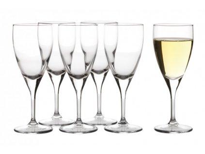 Sklenice na bílé víno 250 ml - 6 ks - PREMIER MG00326 - Maxwell&Williams
