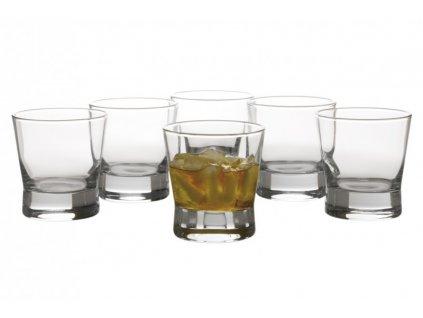 Sklenice na whisky 300 ml - 6 ks - VERTIGO MG02116 - Maxwell&Williams