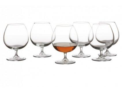 Sklenice na brandy 540 ml - 6 ks - CUVEE MG03356 - Maxwell&Williams