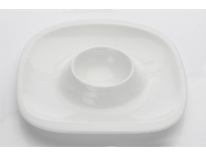 Porcelánový talíř na vejce -  Balance - Maxwell&Williams