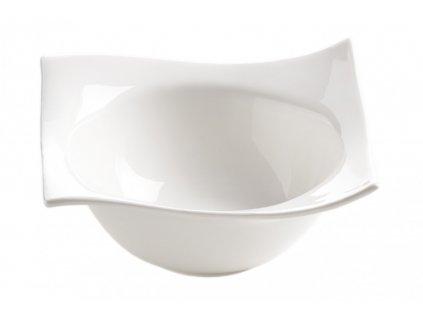 Porcelánová čtvercová miska 14 cm - Motion - Maxwell and Williams
