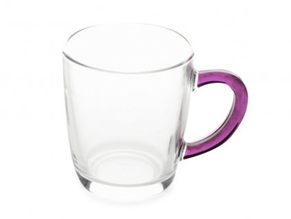 Skleněný hrnek fialový 350 ml - Maxwell Williams