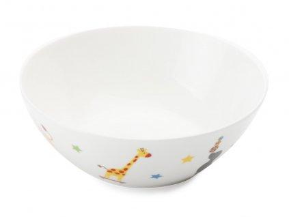 Porcelánová miska pro děti 14 cm Childrens Circus - Maxwell Williams