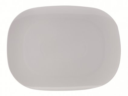 Porcelánový tác obdélníkový 37,5x28 cm Bisou - Maxwell&Williams
