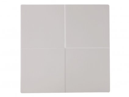 Porcelánový čtvercový talíř Metrix - čtverec 30,5 x 30,5 cm - Maxwell&Williams