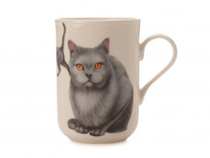 Hrnek 300 ml - Kartouzská kočka - Maxwell and Williams