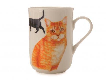 Hrnek 300 ml - Britská kočka - Maxwell and Williams