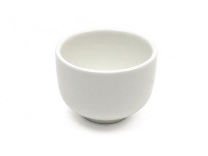 Pohár na saké bílý - WHITE BASICS - Maxwell&Williams