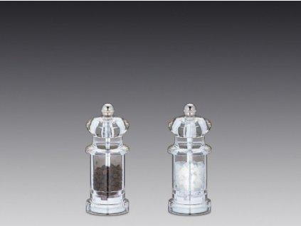 Set mlýnků na pepř a sůl akryl - Promo midi - Küchenprofi - 308006600