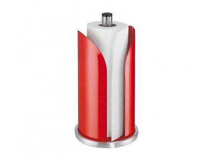 Stojan na papírové utěrky červený - Küchenprofi - 1007501400