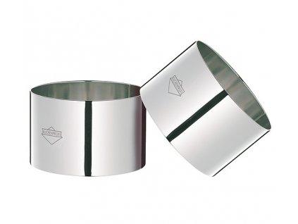 Formičky na předkrmy a dezerty set 4 ks - Küchenprofi - 0905002804
