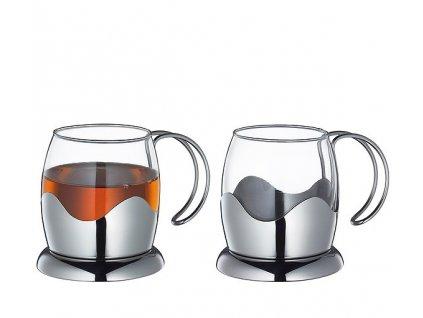 Šálek na čaj 2ks, 0,2 l