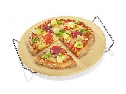 Pizza kámen s rámem, 30 cm - Küchenprofi - 1086100030
