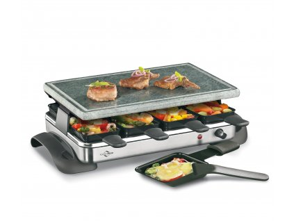 Elektrický Raclette gril EXCLUSIVE pro 8 osob - Küchenprofi - 1770000000