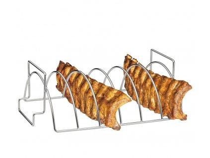 BBQ košík na žebírka a pečení