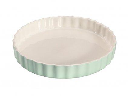 Zapékací forma na koláč 28 cm, světle zelená - Küchenprofi - 0710021828
