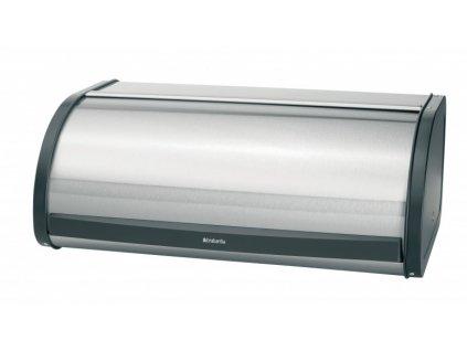 Chlebník Roll Top , FPP/Černé boky 17,5 x 44,5 x 27 cm