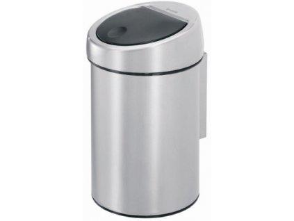 Koš Touch Bin® - 3 L , Matná ocel FPP
