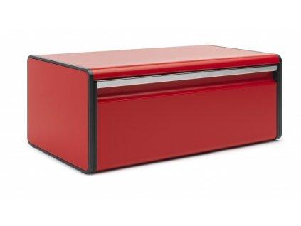 Chlebník Fall Front , Zářivě červená 19 x 46,3 x 25 cm