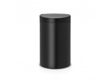 Koš Touch Bin - 40 L , Matná černá