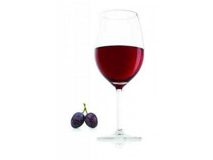 Sklenice na červené víno - set 2 ks