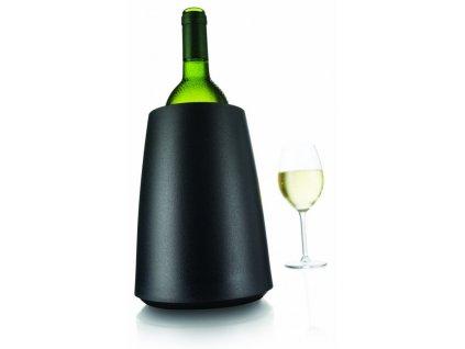 Chladič na víno černý Elegant